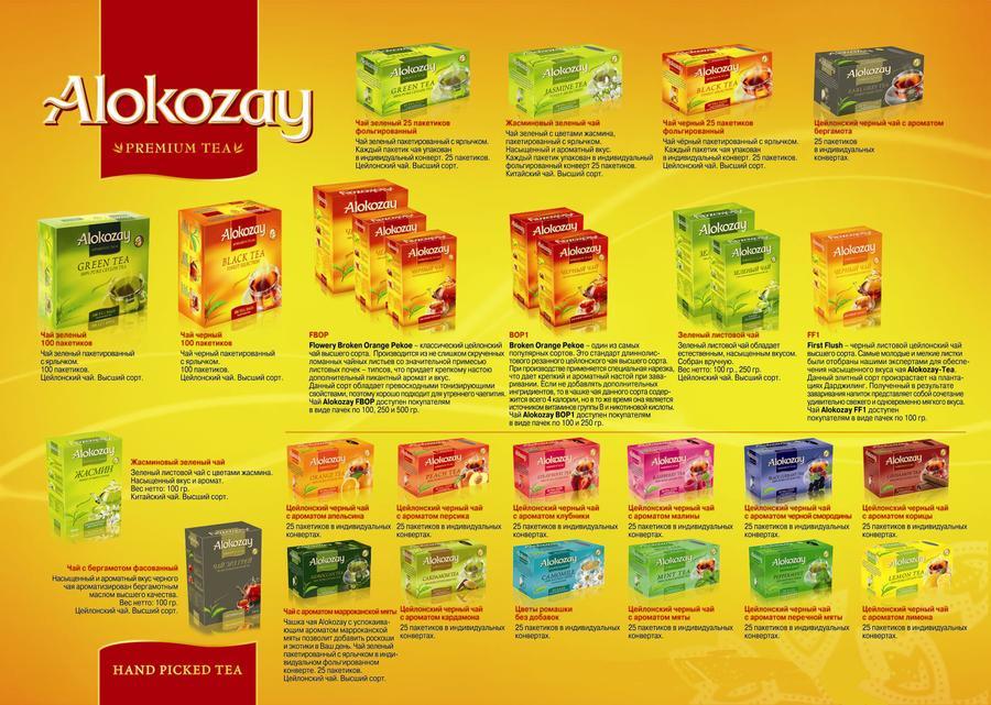Сайт алокозай чай