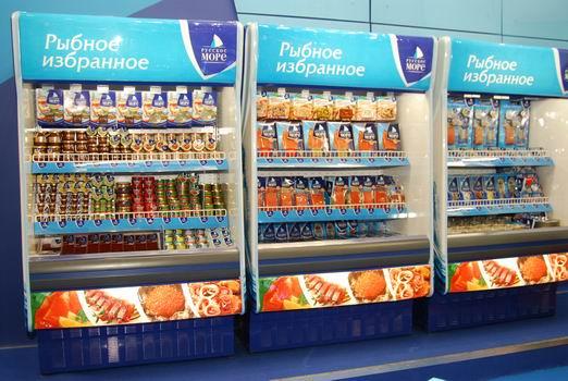 Два бренда Мошенского заняли первое и третье места на рыбном рынке России