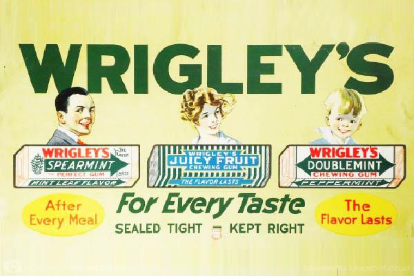 the wm wrigley jr company