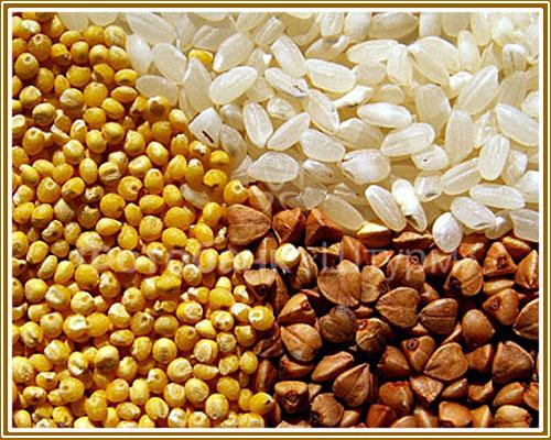 рис гречневая крупа