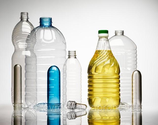 ...изготовления бутылок объемом 1л, 1.5 л, 2л, любой цветовой гаммы...