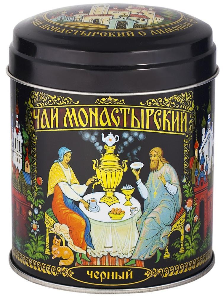 Заказал монастырский чай