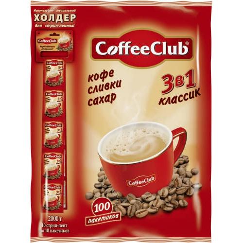 Coffee Club / Торговые марки / Портал менеджеров и представителей ...